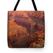 Grand Canyon From Kanab Point Tote Bag