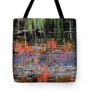 Reflecting Fall Tote Bag