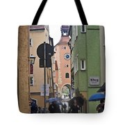 Regensburg Germany Tote Bag