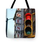 Regent Hotel Tote Bag