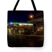 Rehoboth Beach Boardwalk Tote Bag