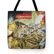 Renoir's Odalisque Tote Bag