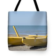 Rescue Boat Tote Bag