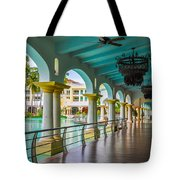 Resort In Dominican Republic Tote Bag
