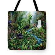 Resurgence Tote Bag by Lynn Buettner