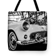 Retro Car Tote Bag