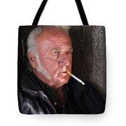 Rick At The Old Santa Fe Prison Tote Bag