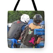 Ride Em Tote Bag