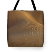 Ripples And Curves Tote Bag
