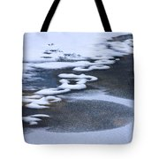 River Crossing Tote Bag