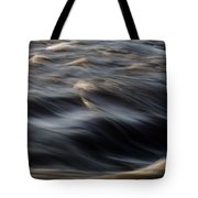 River Flow Tote Bag by Bob Orsillo