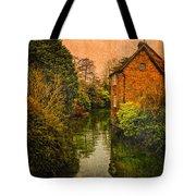 River Kennet Tote Bag