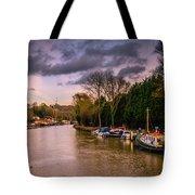 River Medway Tote Bag