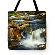 River Rapids Tote Bag by Elena Elisseeva