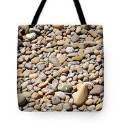 River Rocks Pebbles Tote Bag