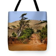 Road On Hierro Tote Bag