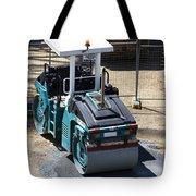Road Roller Tote Bag