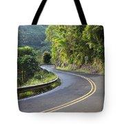 Road To Hana Tote Bag