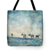 Roam Free Tote Bag