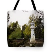 Roath Park Lighthouse Tote Bag