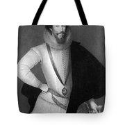 Robert Devereux (1566-1601) Tote Bag