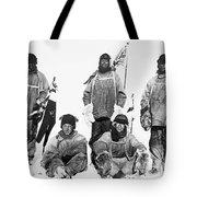 Robert Falcon Scott Tote Bag