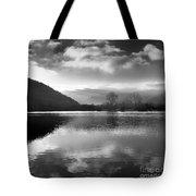 Romantic Lake Tote Bag