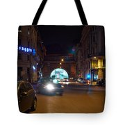 Rome By Night Tote Bag