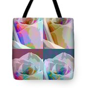 Rose Four Tote Bag