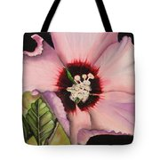 Rose Of Sharon Tote Bag