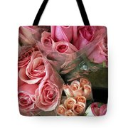 Roses For Sale Tote Bag