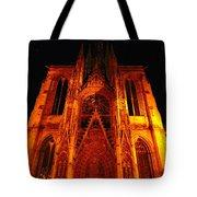Rouen Church Tote Bag