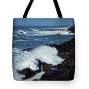Rough Surf Tote Bag