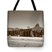 Route 66 - Cool Springs Camp Tote Bag