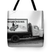 Route 66 - Oklahoma Trading Post Truck Tote Bag