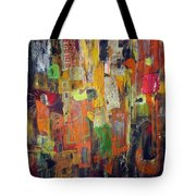 Route 69 Tote Bag by Katie Black