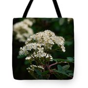 Rowan Flowers Tote Bag