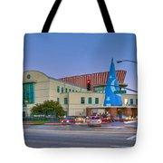 Roy E. Disney Animation Building In Burbank Ca. Tote Bag