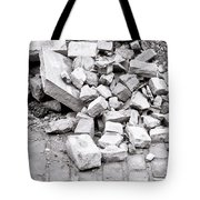 Rubble Tote Bag