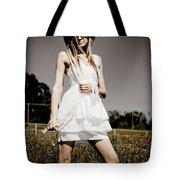 Rural Darkness Tote Bag
