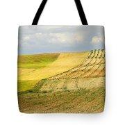 Rural Fields Tote Bag