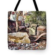Rustbucket  Tote Bag