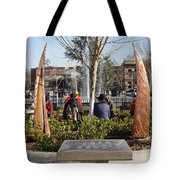 Rustic Embrace  Tote Bag