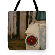 Rusty Car Tote Bag
