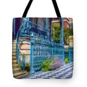 Rutledge House Inn Tote Bag