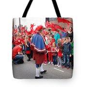Rye Town Crier Tote Bag