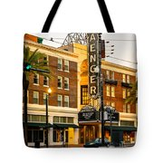 Saenger Theatre New Orleans Paint 2 Tote Bag