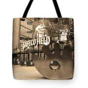 Safeco Field - Seattle Mariners Tote Bag