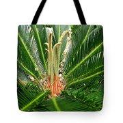 Sago Palm Tote Bag