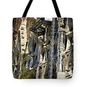Sagrada Familia - Barcelona Spain Tote Bag
